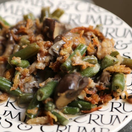 Green Bean Recipes For Thanksgiving