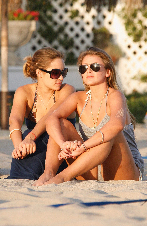 Lauren Conrad And Lo Bosworth Friendship Popsugar Celebrity