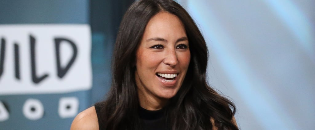 Joanna Gaines's Simple Holiday Decorating Strategy Reminds Us Why She's an HGTV Star