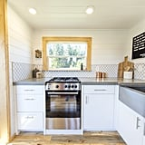 Modern Mountain Tiny Home by Tiny Heirloom