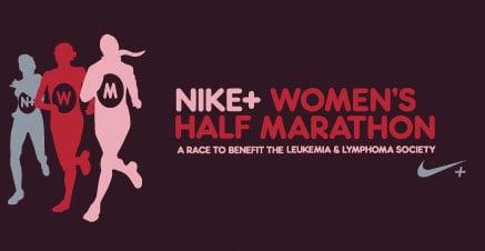 Run Like a Girl: Nike+ Women's Half Marathon