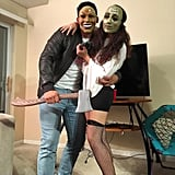 Couple From The Purge
