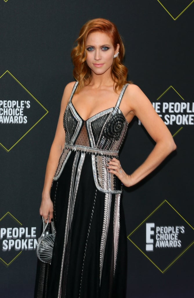 Brittany Snow at the 2019 People's Choice Awards