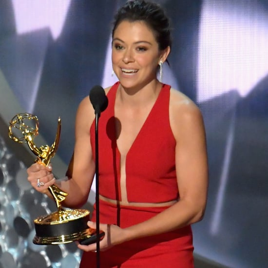 Tatiana Maslany's Acceptance Speech at the Emmy Awards 2016
