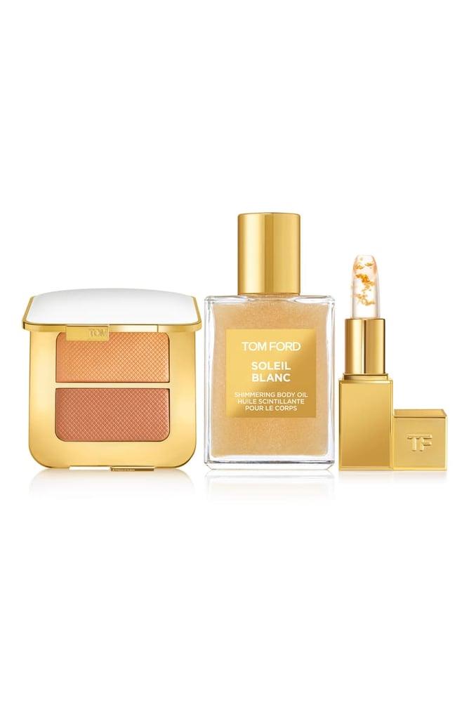 Tom Ford Soleil Gold & Shimmer Set