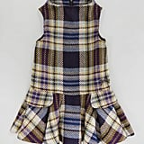 Lili Gaufrette Plaid Sleeveless Dress