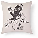 Halloween Never More Pillow ($19.99)