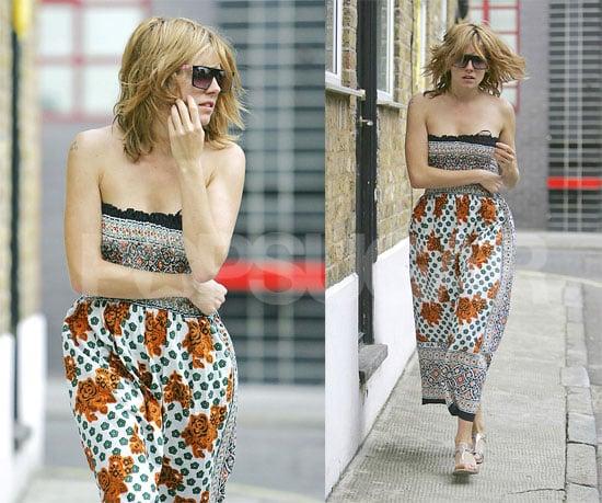 Sienna Miller's Summer Look