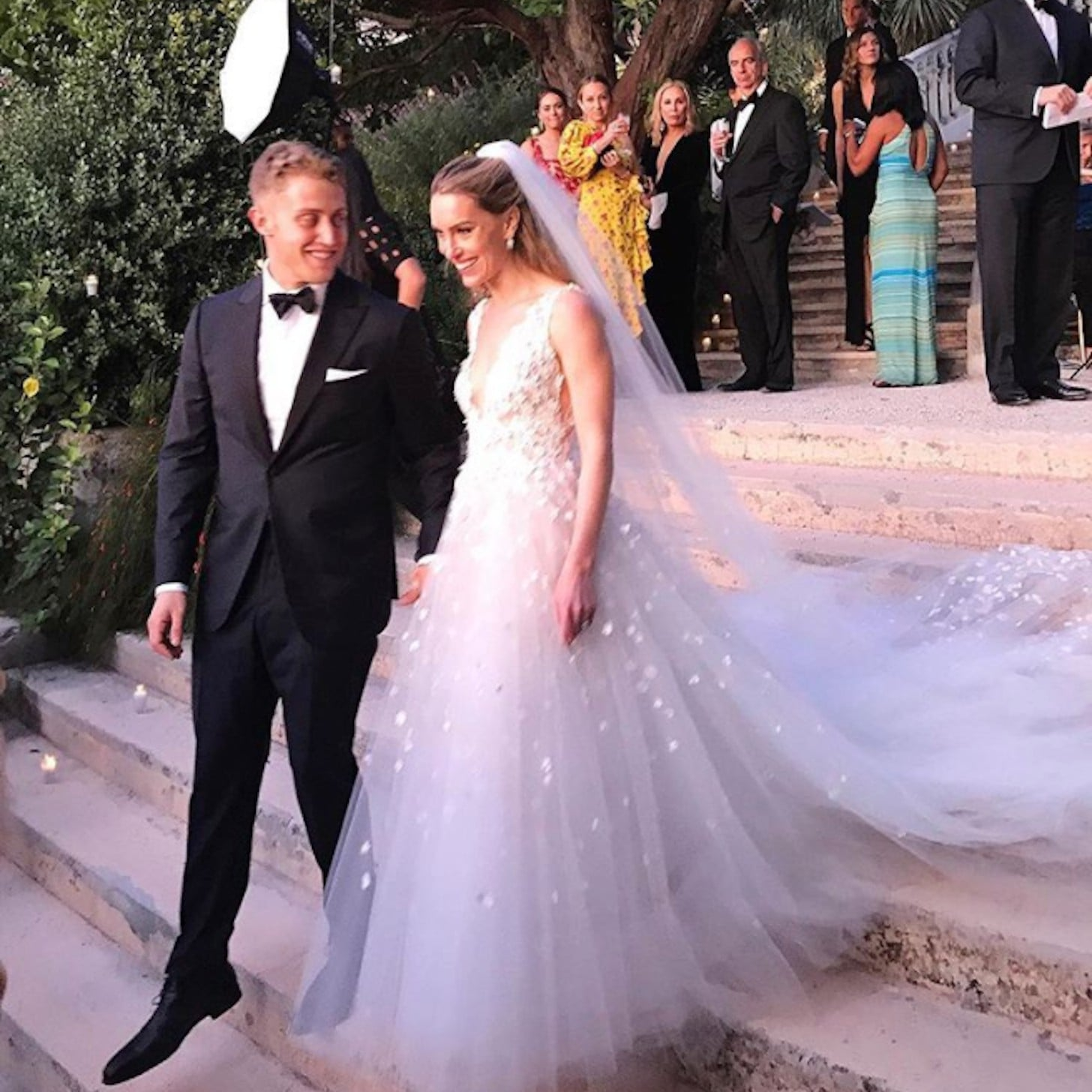 Rachel crane oscar de la renta wedding dress popsugar fashion rachel crane oscar de la renta wedding dress popsugar fashion australia junglespirit Choice Image