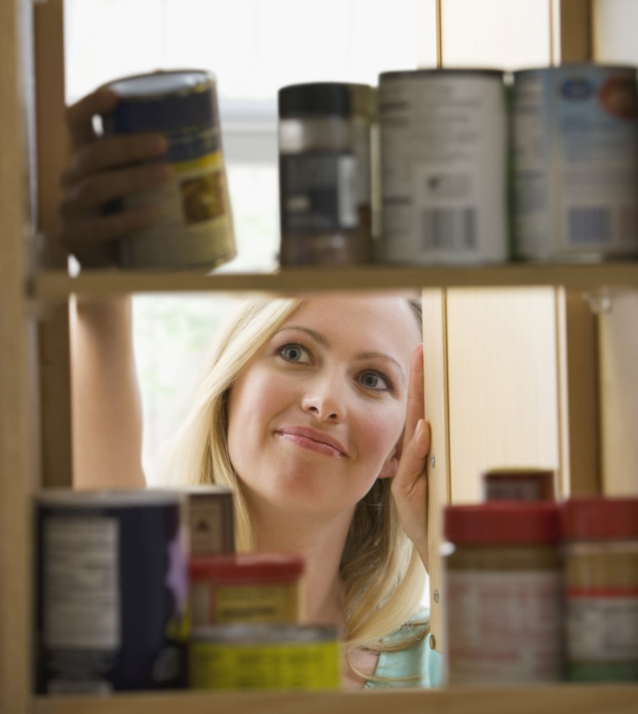 Don't Keep Treats in Your Kitchen Cupboards