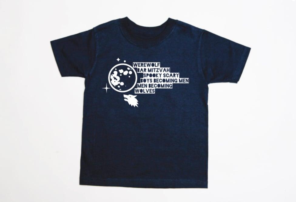 Werewolf Bar Mitzvah T-Shirt ($25)