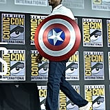 Pictured: Anthony Mackie at San Diego Comic-Con.