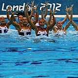 Great Britain hopes its synchronized team can swim its way to gold this year.