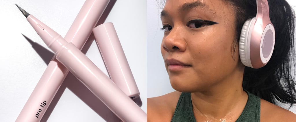 Glossier Pro Tip Eyeliner Review With Photos