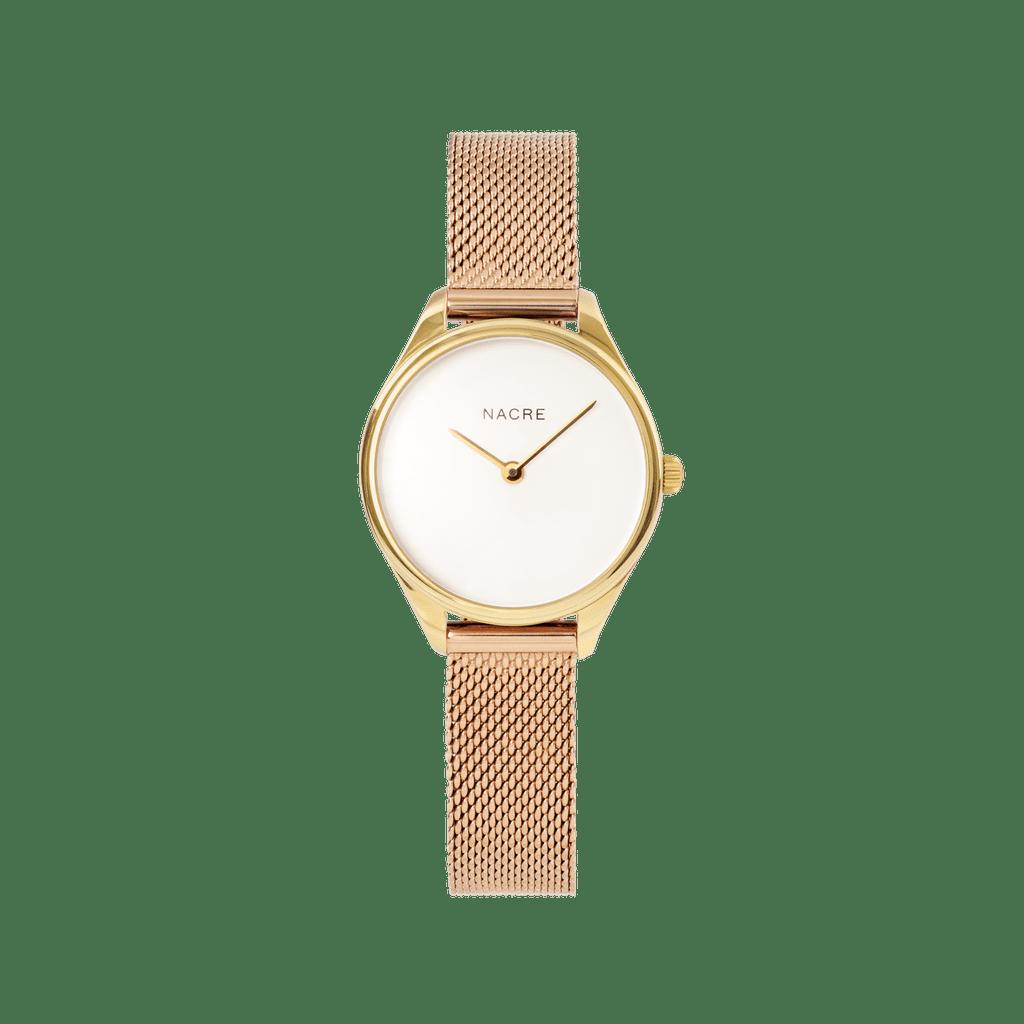 Nacre Mini Lune Watch