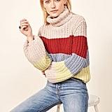 La Ligne X Reformation Color-Me-Happy Sweater