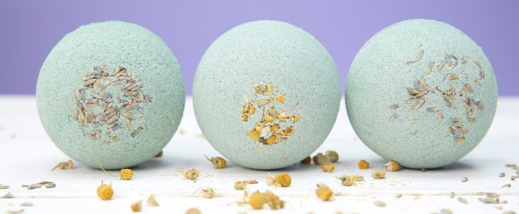 Get Ready For a Dreamy Soak With This DIY Lush Bath Bomb