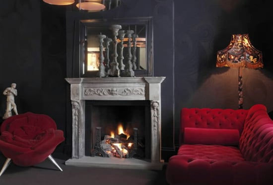 Coveted Crib: Deco in London