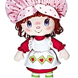Retro Strawberry Shortcake Classic Rag Doll