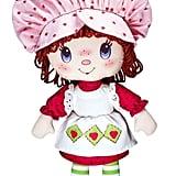 Retro Strawberry Shortcake Classic Rag Doll