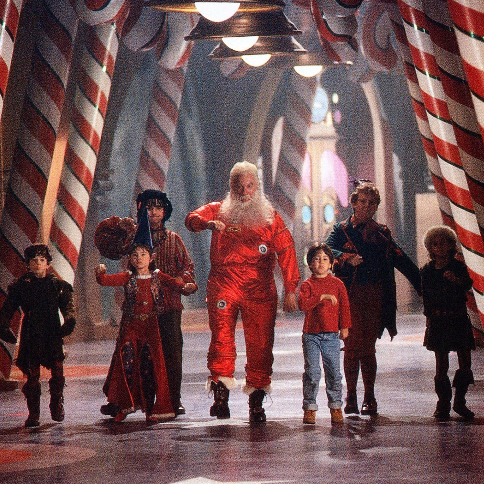 The Santa Clause Movie's North Pole | POPSUGAR Entertainment