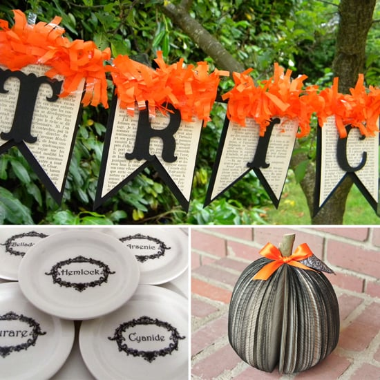 cheap diy halloween decorating ideas popsugar smart living - Cheap Halloween Decorating Ideas
