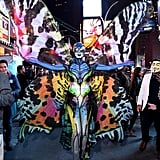 2014 - Butterfly