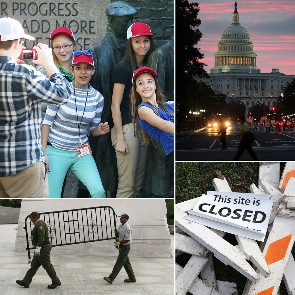National Parks Closed For Government Shutdown 2013