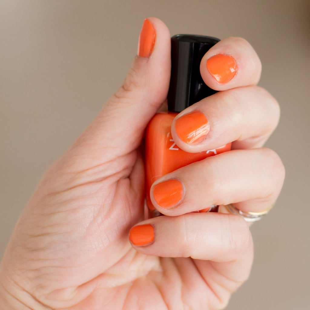 Orange Nail Polish Colors For Summer