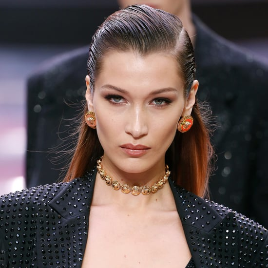 Bella Hadid Runway Photos