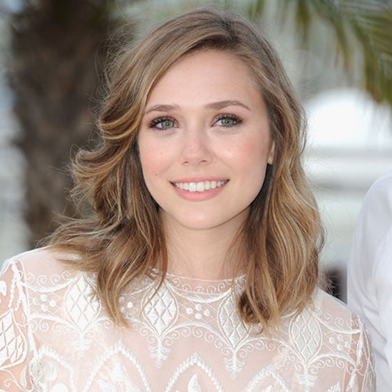 Elizabeth Olsen's Angelic Waves