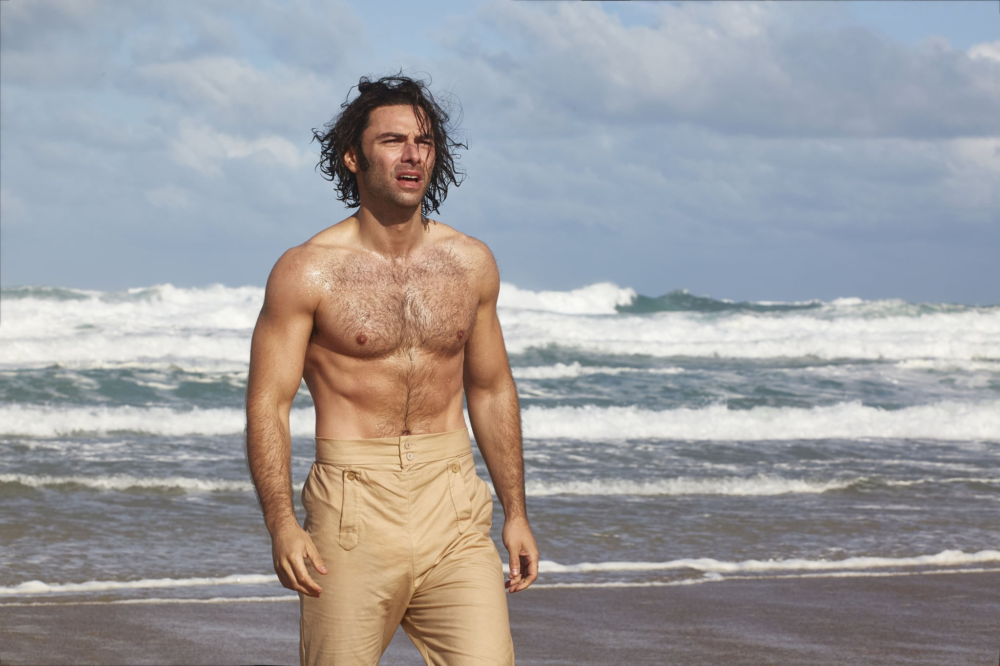Poldark, Season 4MASTERPIECE on PBSShown: Aidan Turner as Ross PoldarkFor editorial use only.Courtesy of Mammoth Screen and MASTERPIECE