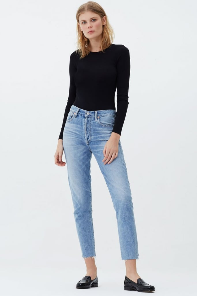 Citizens of Humanity Liya High-Rise Classic Fit