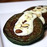Banana Spinach Pancakes