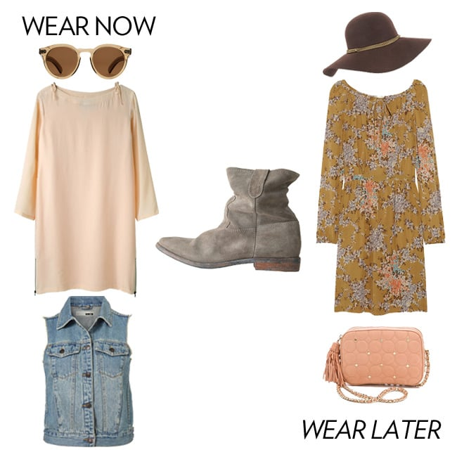 The Slouchy Bohemian Booties