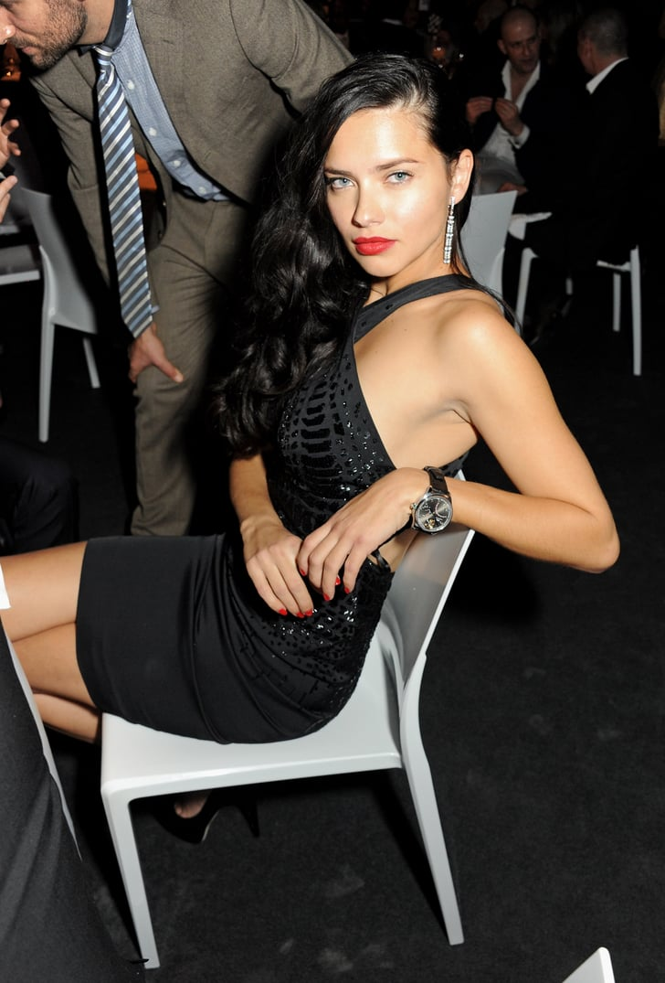 Hot Celebrity Hollywood: Supermodel Adriana Lima