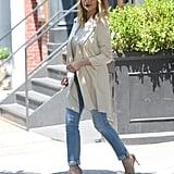 Chrissy Teigen Out in NYC June 2016