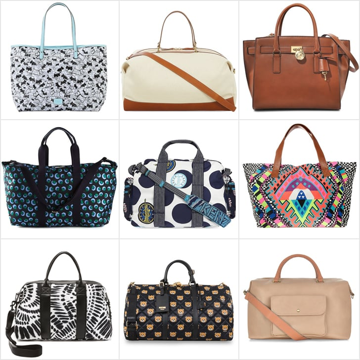 Stylish Weekend Bags For Short Trips