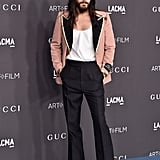 Jared Leto at the 2019 LACMA Art+Film Gala