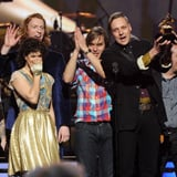 Arcade Fire Interview About Their Grammy Win For Album of the Year