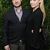 Danny Strong and Caitlin Mehner