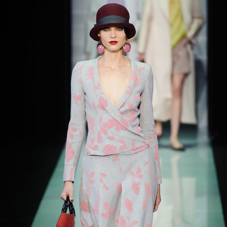 Emporio Armani Review | Fashion Week Fall 2013