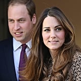 "Kate Middleton was back in brown to join Prince William on a charity visit to Only Connect in London on Tuesday. During a different solo outing during that day, Prince William  revealed that he wanted to buy the highly sought-after PlayStation 4, but joked: ""I'd like to get one, but I'm not sure how my wife would feel about it. It's very addictive."""