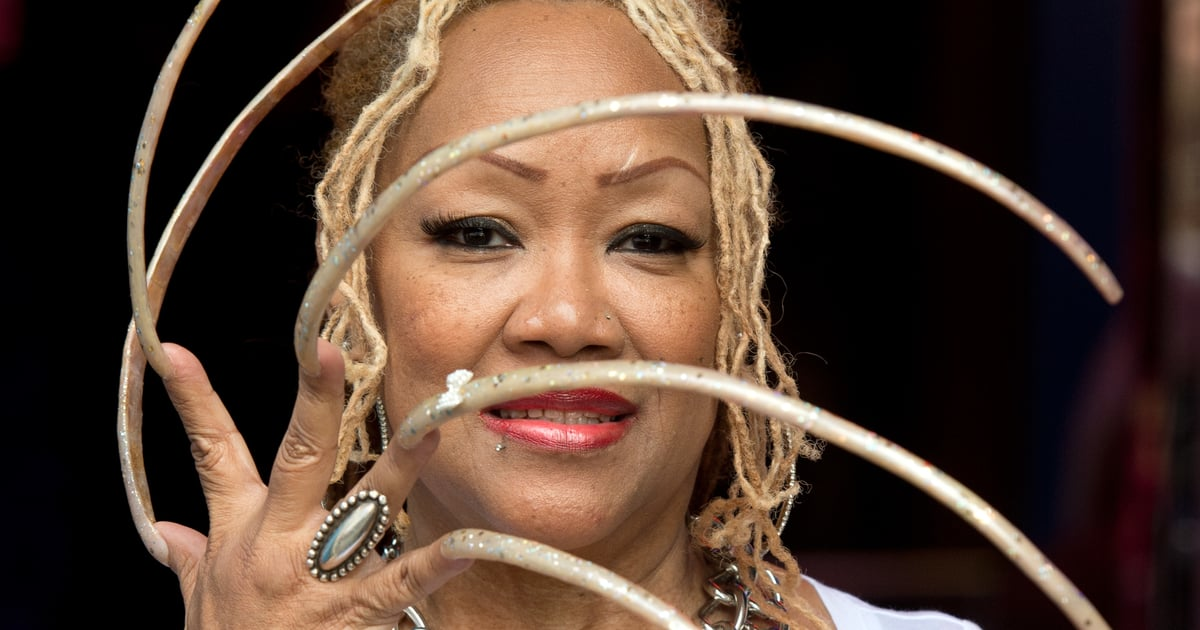 The Woman With the Longest Nails in the World Cut Them After 30 Years, and There's a Video.jpg