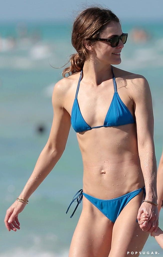 Keri Russell Bikini