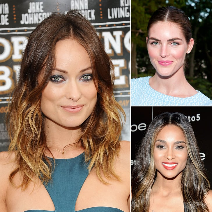 Olivia's Shimmering Smoky Eye and Our Other Favorite Looks of the Week
