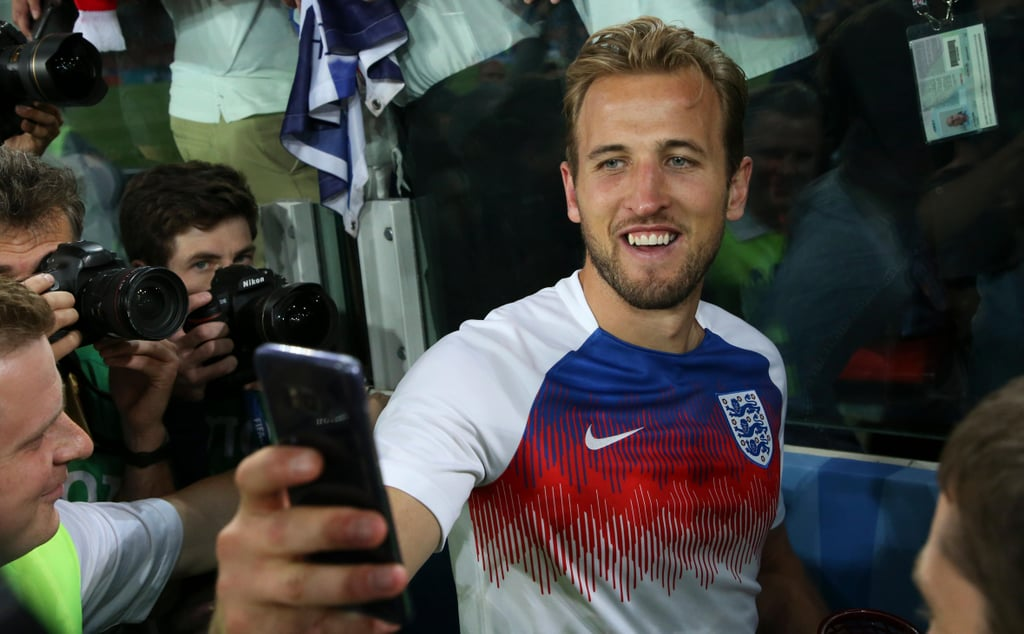 British Celebrity Tweets About England vs Colombia World Cup