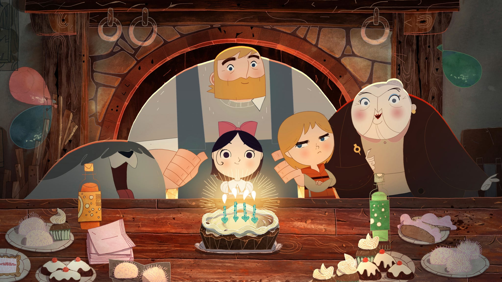 Song Of The Sea The 24 Best Animated Films On Netflix For