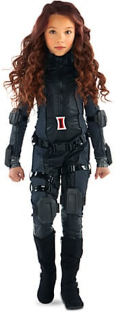 Disney Black Widow Costume for Kids - Captain America Civil War  sc 1 st  Popsugar & Disney Black Widow Costume for Kids - Captain America: Civil War ...