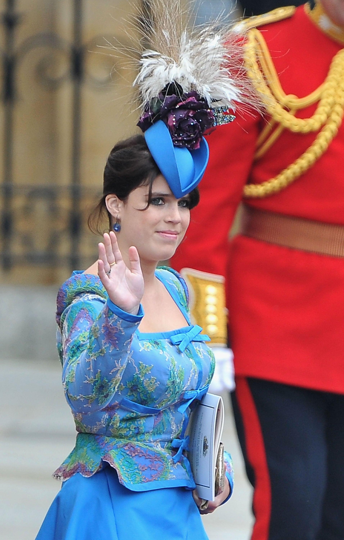 Real Princess Eugenie
